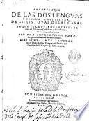 Vocabulario de las dos lenguas toscana y castellana