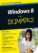Windows 8 para Dummies