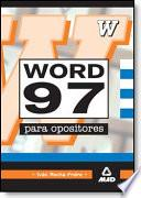 Word 97 para opositores.