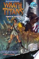 Wrath of the Titans #1 (Spanish Edition)