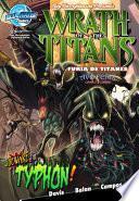 Wrath of the Titans #3 (Spanish Edition)