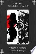 ZAKURA: Volúmenes 1, 2 & 3 (Recopilación) (Novela ligera)