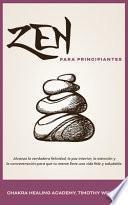 Zen para principiantes