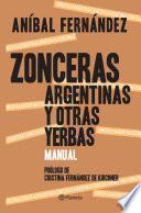 Zonceras argentinas y otras yerbas